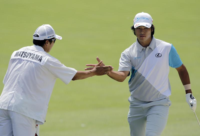 Matsuyama wins Memorial in a playoff