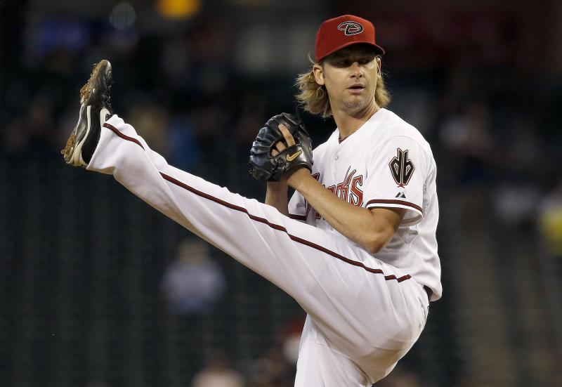 D-backs pull out 4-1 win over Astros
