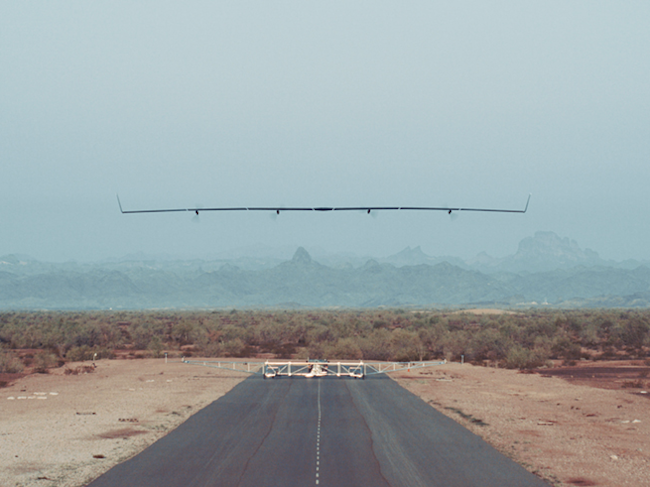 We now know why Facebook's enormous internet-beaming drone mysteriously crashed