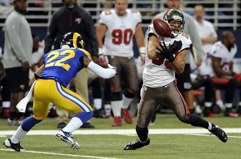 Bucs' Vincent Jackson having another strong year