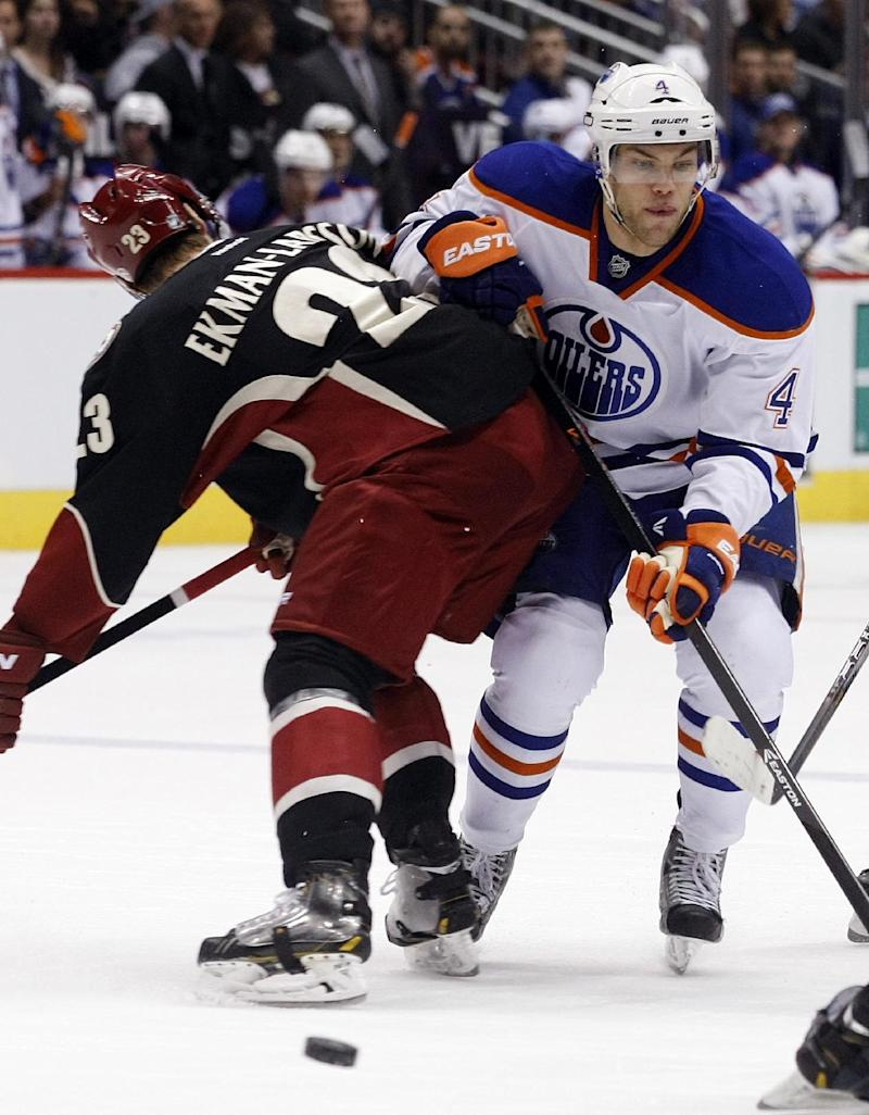 Coyotes claw back for 4-3 overtime win over Oilers