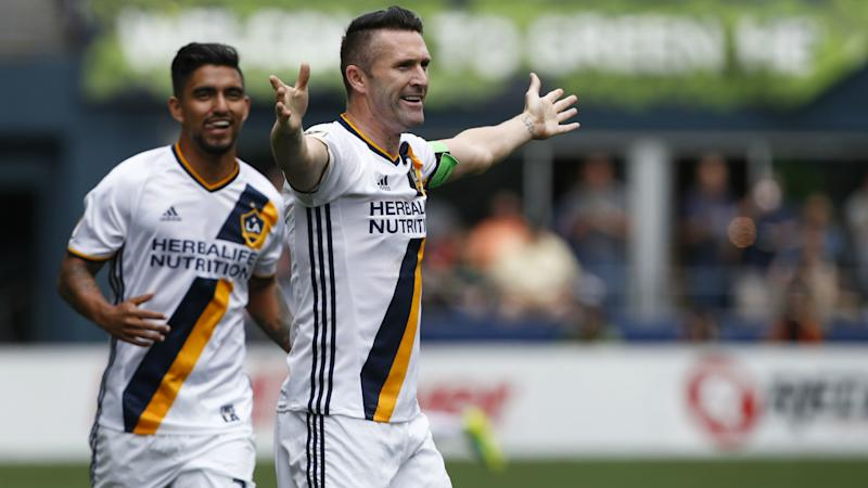 Keane joins Gerrard in leaving LA Galaxy