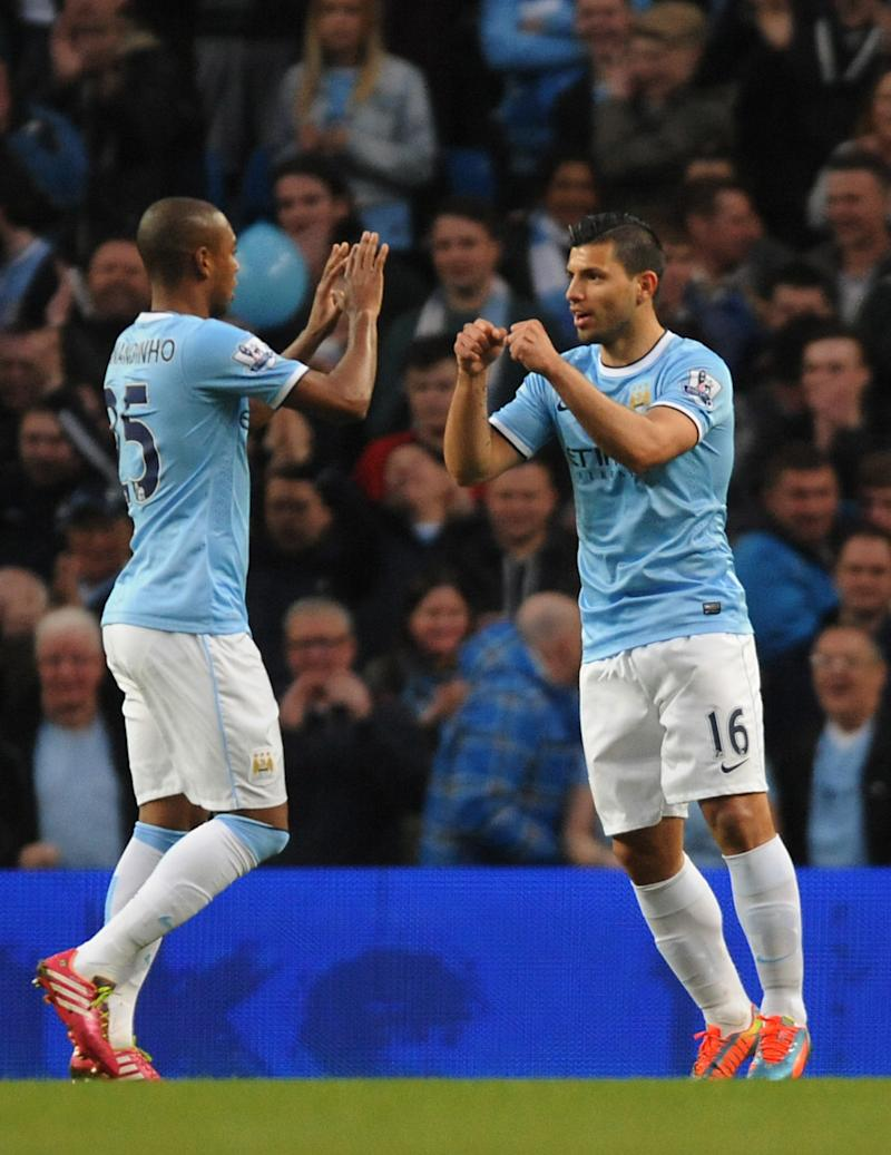 Man City beats West Brom 3-1, boosts title hopes