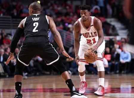 NBA: Brooklyn Nets at Chicago Bulls