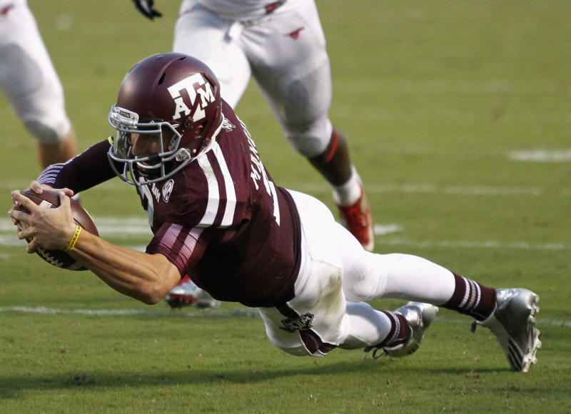 No. 10 Texas A&M prepares to go on the road