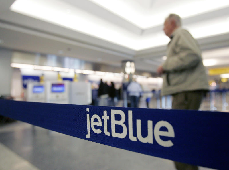 All-coach JetBlue Airways adds a first class cabin