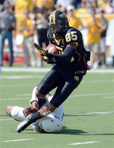Boise State tops errant Southern Mississippi 40-14