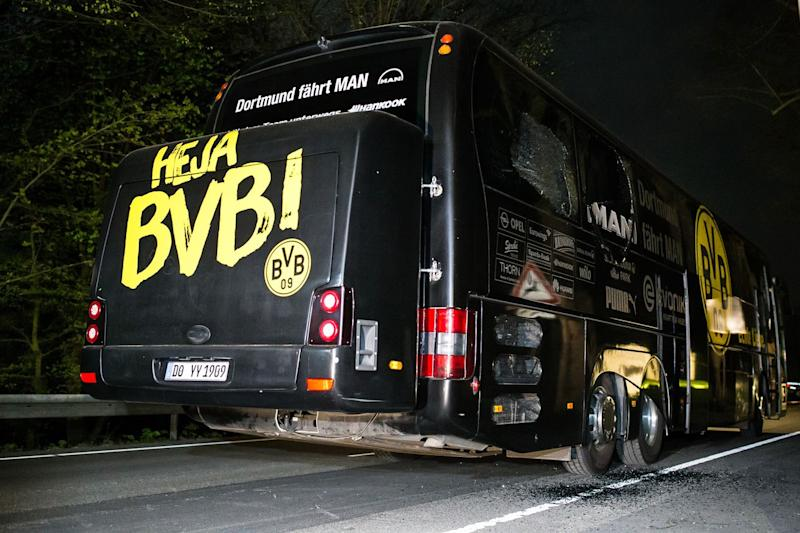 Attack on BVB-Bus supposedly out of greed