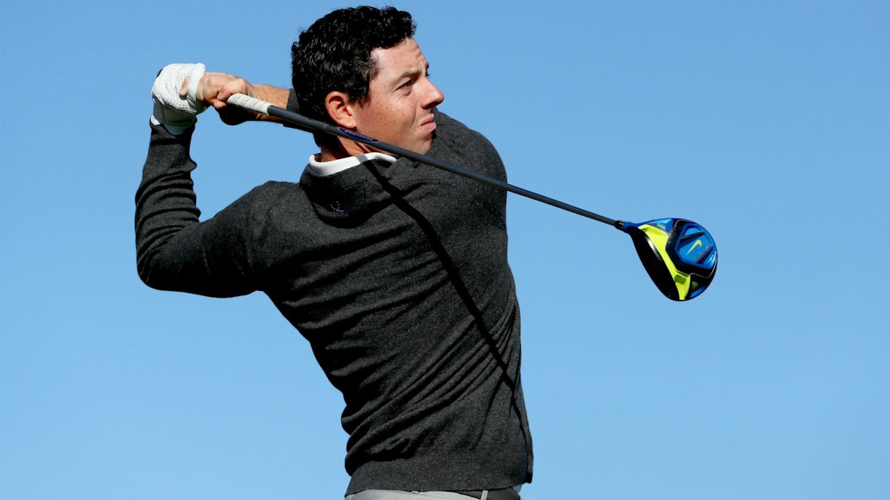 McIlroy is in China set to tee it up in this week's WGC-HSBC Champions this week.
