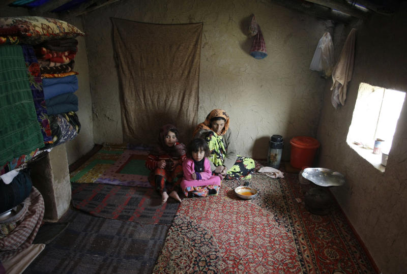 UN: Over 2 million Afghans at risk this winter