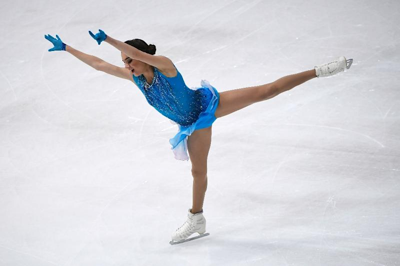 Papadakis and Cizeron open big lead at Trophee de France
