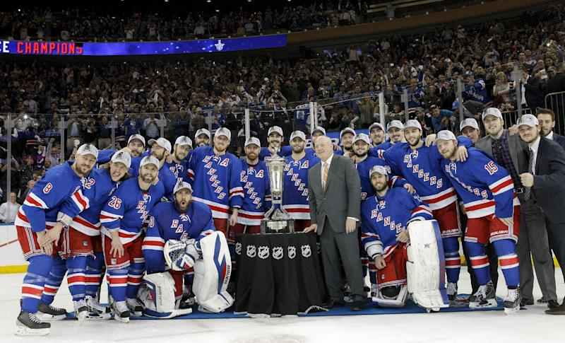 Rangers knock out Habs in 6, reach Cup finals