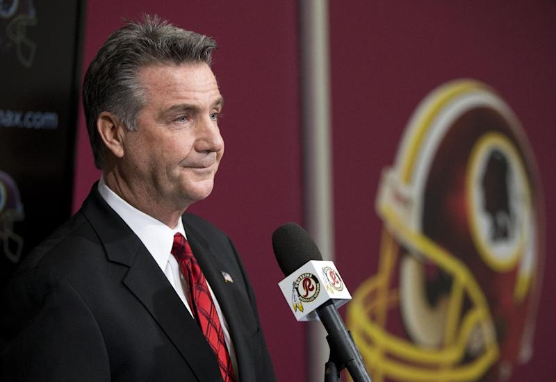 Redskins' search takes more traditional approach
