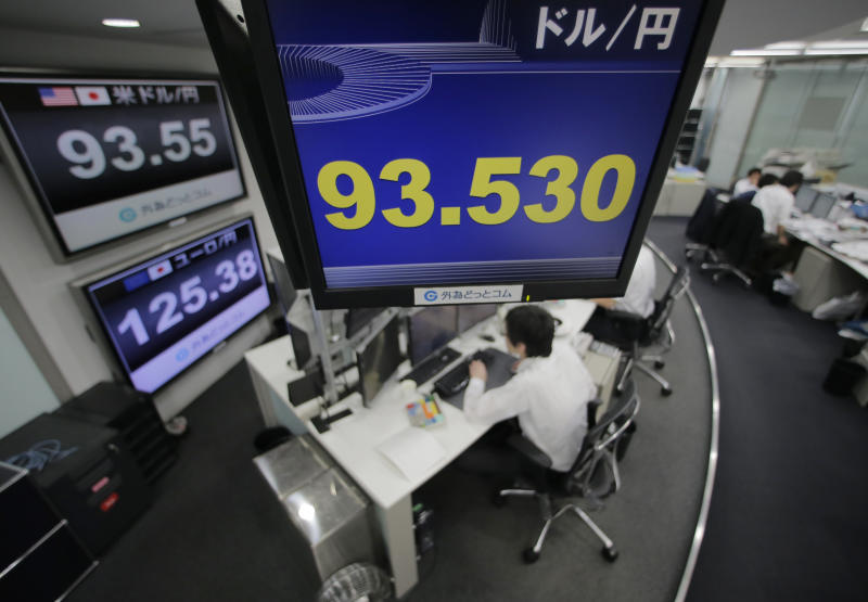 Q&A: Currency the latest threat to global economy