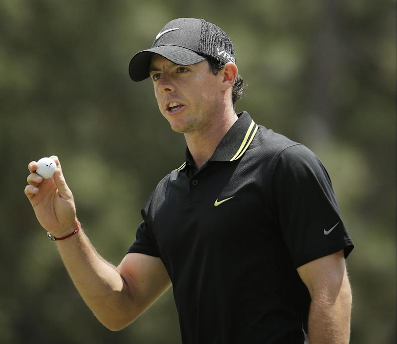 McIlroy chooses to play for Ireland in Rio Games