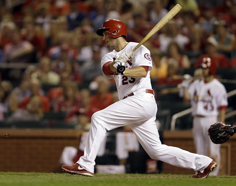 Kelly pitches Cardinals to 6-2 win over Braves