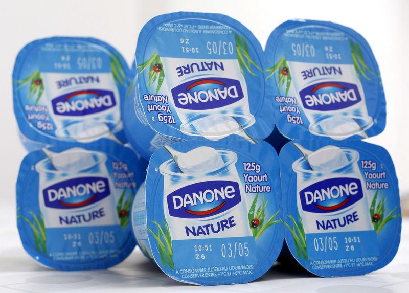 Danone raises 2017 EPS guidance after WhiteWave acquisition