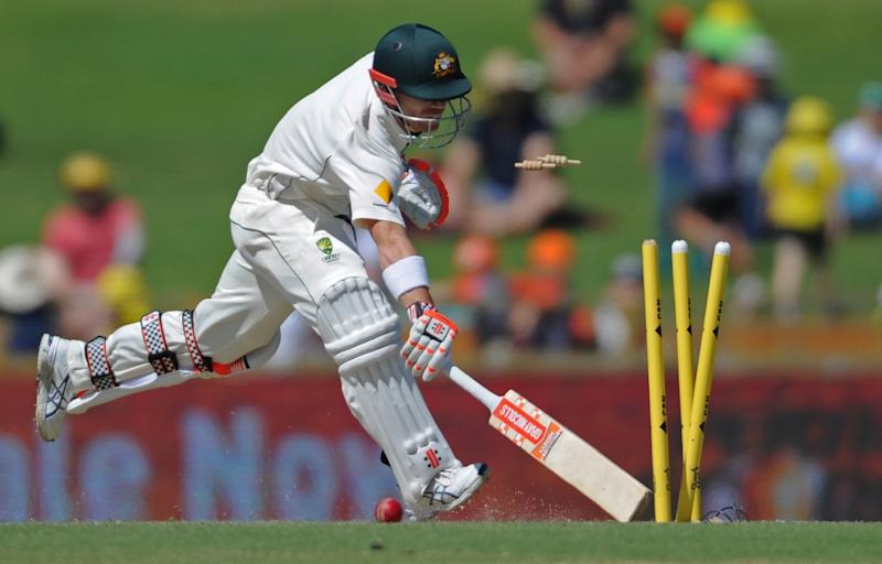 South Africa bat on, lead Australia by 506 runs