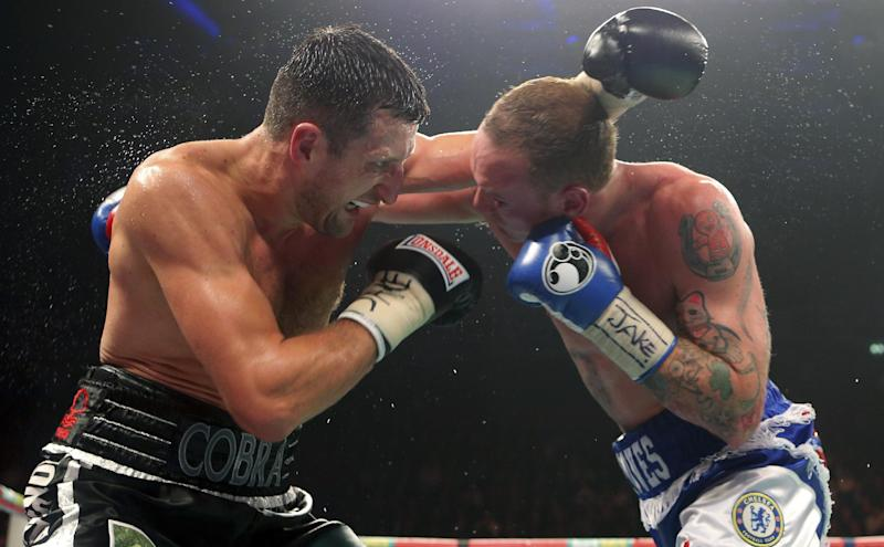 Froch retains super-middleweight titles