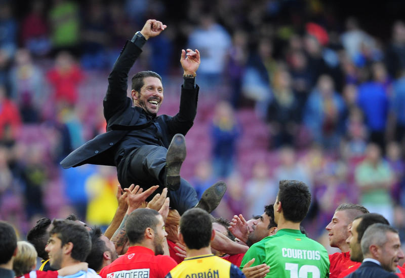 Atletico's 10th title makes Spain league of 3