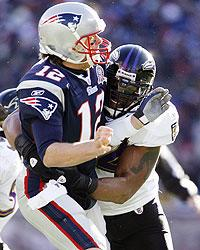 Pats have to rebuild aura of invincibility