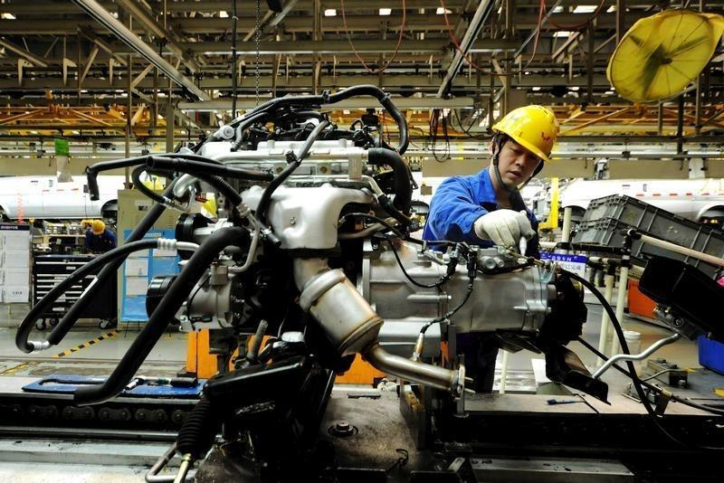 Russia's Manufacturing Growth At 4-Month Low