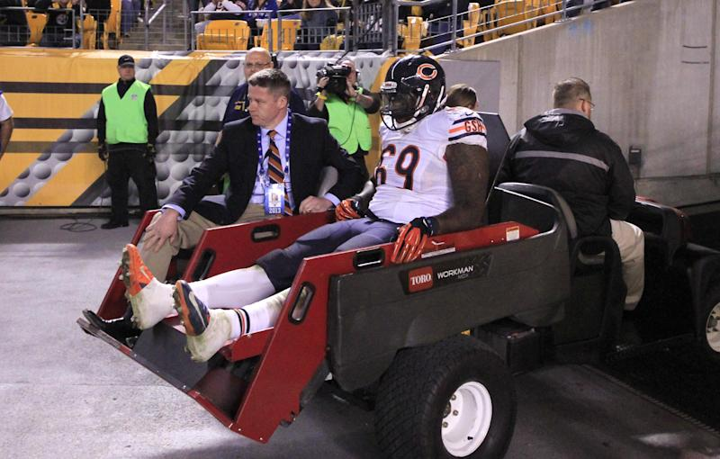Injuries quickly adding up early in NFL season