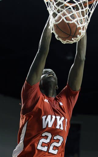 Sun Belt final: Western Kentucky tops North Texas
