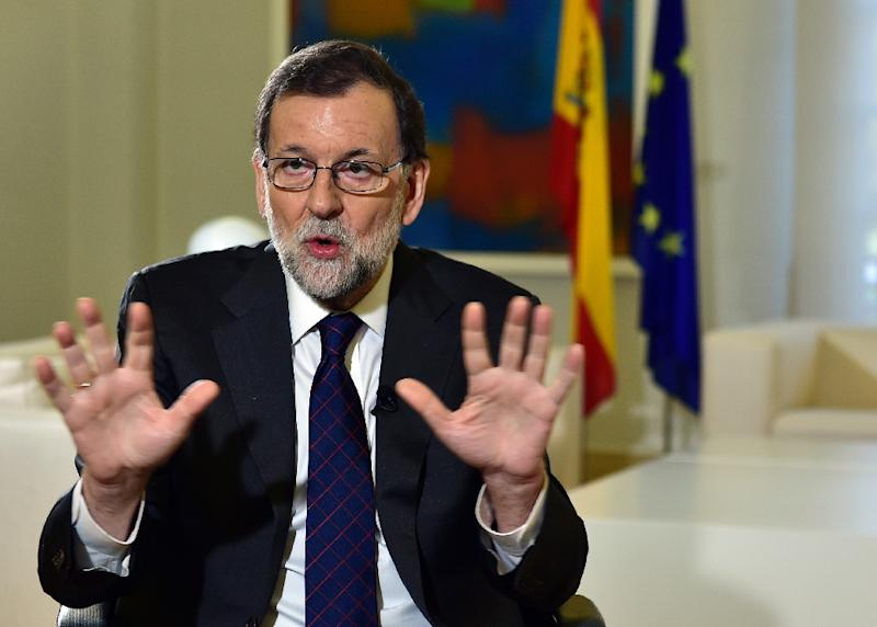 """Spanish Prime Minister Mariano Rajoy hopes to be able to tell expats """"Don't worry, nothing is going to change for the Spaniards in the United Kingdom, nor for the Britons in Spain,"""""""