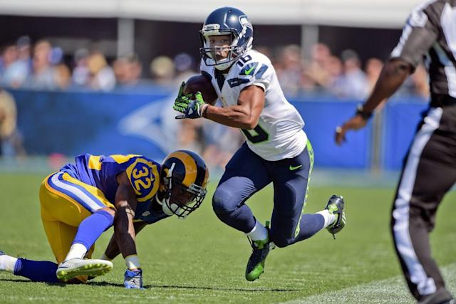 Doug Baldwin claims some National Football League owners have forbidden anthem protests
