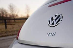 Fuel-Efficient Beetle TDI(R) Clean Diesel Coupe Priced From $23,295