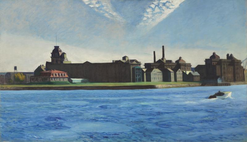 Edward Hopper painting coming to NYC auction