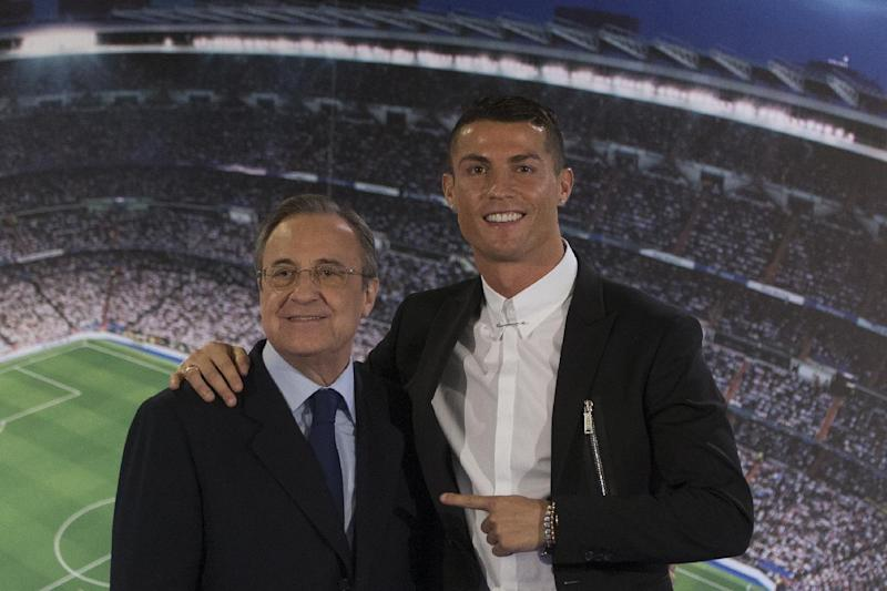 Ronaldo: I want to continue being the best