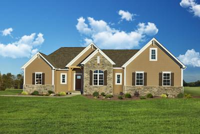 Model home builders in ohio