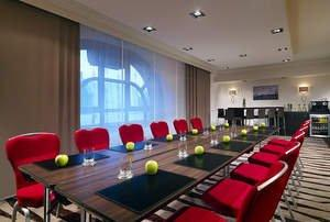 Hamburg Marriott Hotel Launches New Conference Rooms