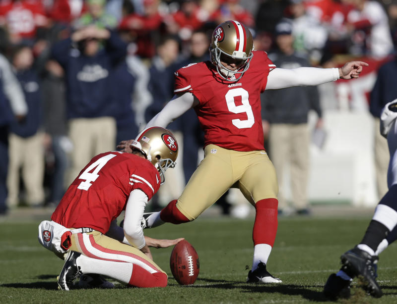 Dawson not counting as field goals keep going in