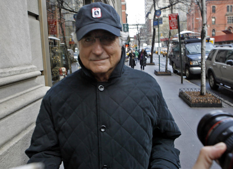 Madoff fraud's last days recounted in NYC document