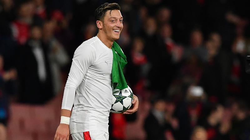 Ozil refuses to rule out Real Madrid return