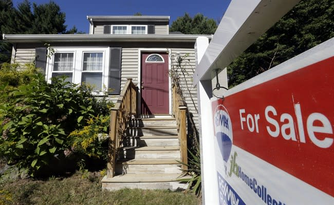 US home prices rose at slower pace in September, though annual gain remains strong