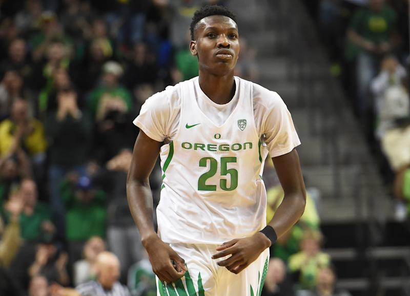 Oregon's Chris Boucher Tears ACL, Out For Season