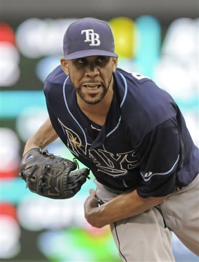 Price pitches Rays to 4-2 victory at Minnesota