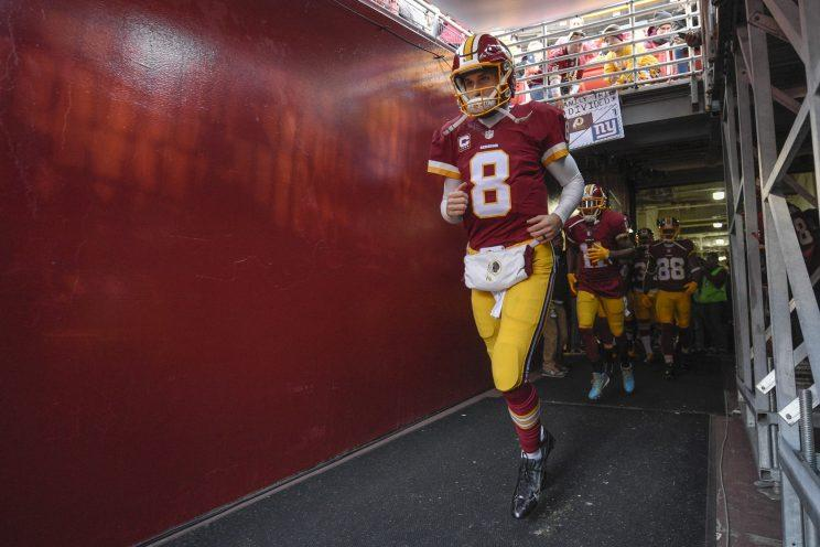 Kirk Cousins appeals to Dan Snyder for trade