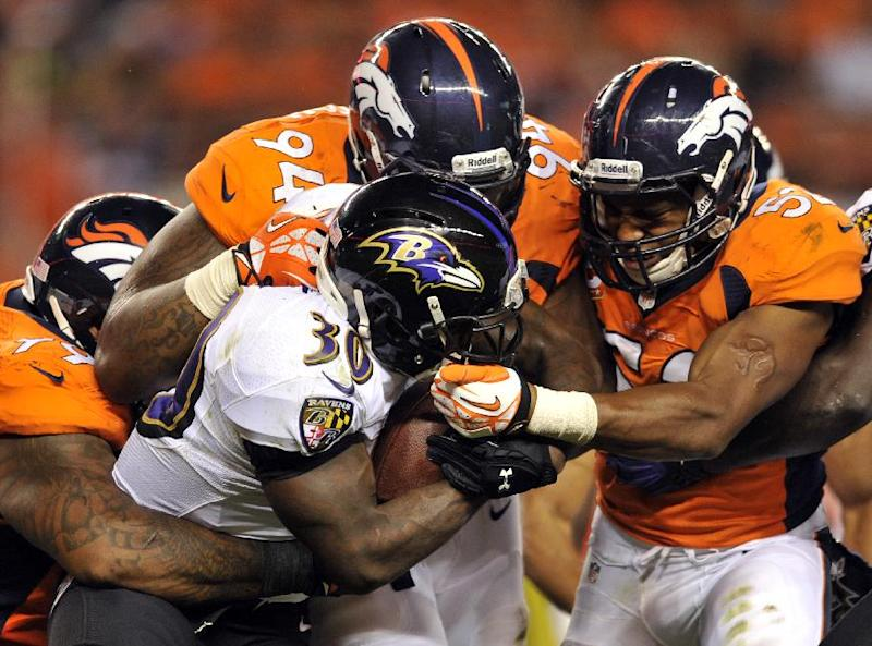Woodyard set to return to Denver's defense