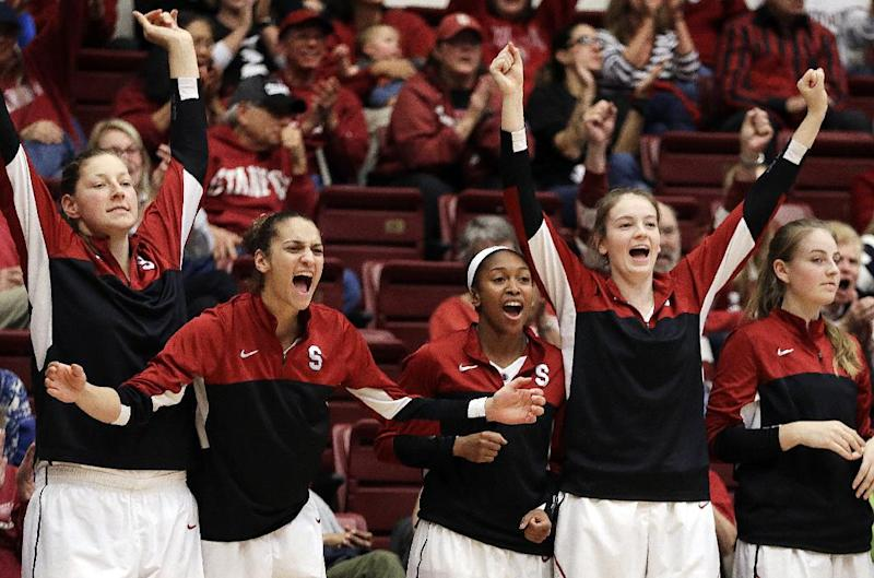 Ogwumike, No. 4 Stanford rout Oregon State 89-67