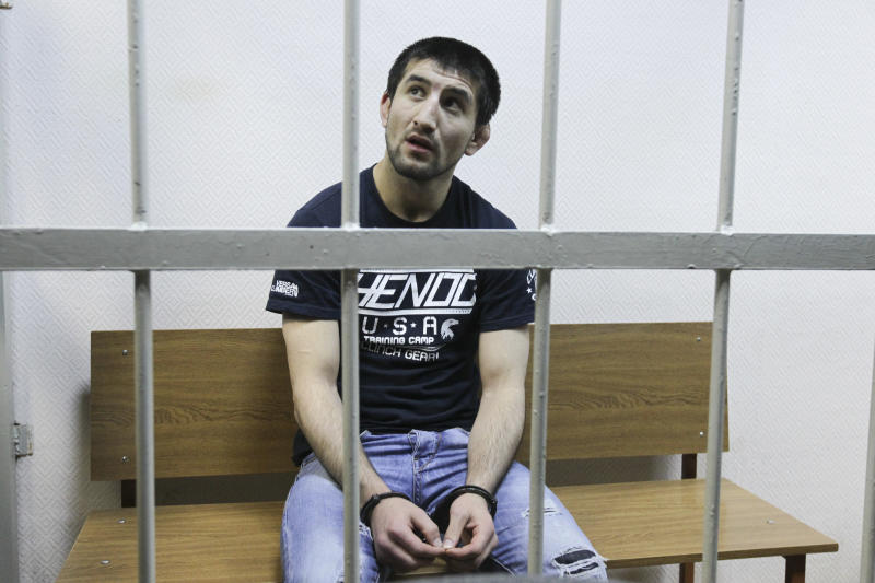 Murder trial  in Russia inflames ethnic tensions