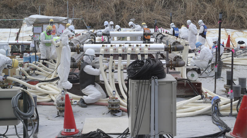 Stigmatized nuclear workers quit Japan utility