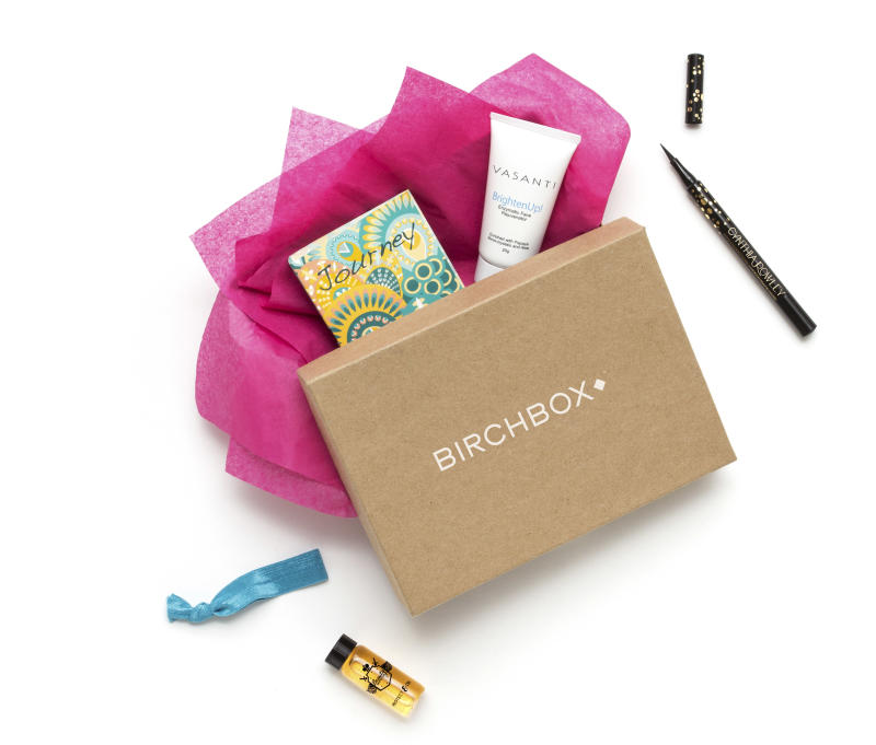 Subscription sample boxes shake up beauty routines