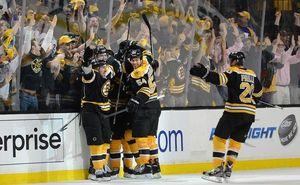 NHL Playoff Game Day 17: Bruins-Rangers; Kings-Sharks