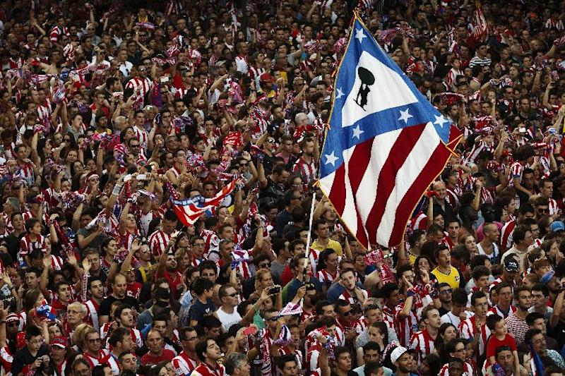 Atletico returns to European final to shed jinx