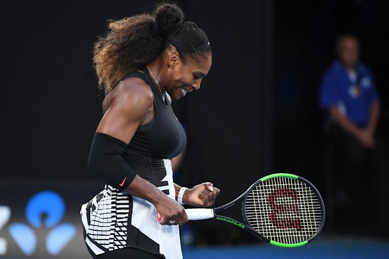 Serena Williams Was Pregnant When She Won A Grand Slam